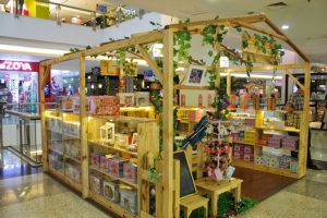 Craftloverz at FCL Mall